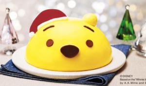 セブンイレブンクリスマスプーさんケーキ